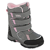 795012f509978 Totes Harper Girls Water Resistant Winter Boots - Little Kids Big Kids