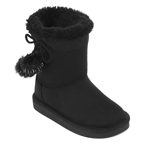 City Streets Farryn Girls Winter Boots - Little Kids/Big Kids