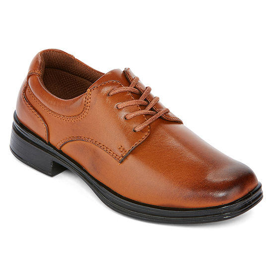 Stafford Little Kid/Big Kid Boys Landon Oxford Shoes Closed Toe