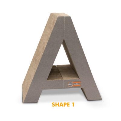 K & H Manufacturing Stretch n' Scratch Cardboard Toy