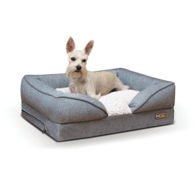 K & H Manufacturing Pillow-Top Orthopedic Lounger