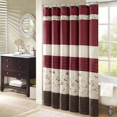 Madison Park Belle Shower Curtain
