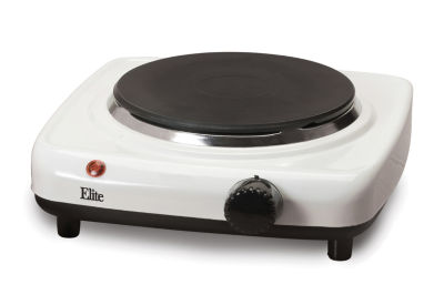 Elite Cuisine ESB-301F Electric Single Buffet Burner