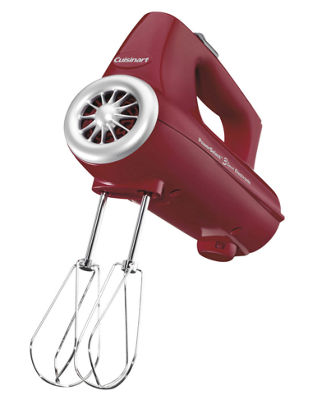 Cuisinart CHM-3 PowerSelect 3-Speed Electronic Hand Mixer