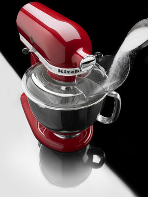 KitchenAid® 1-Piece Pouring Shield Mixing Bowl Attachment - KN1PS