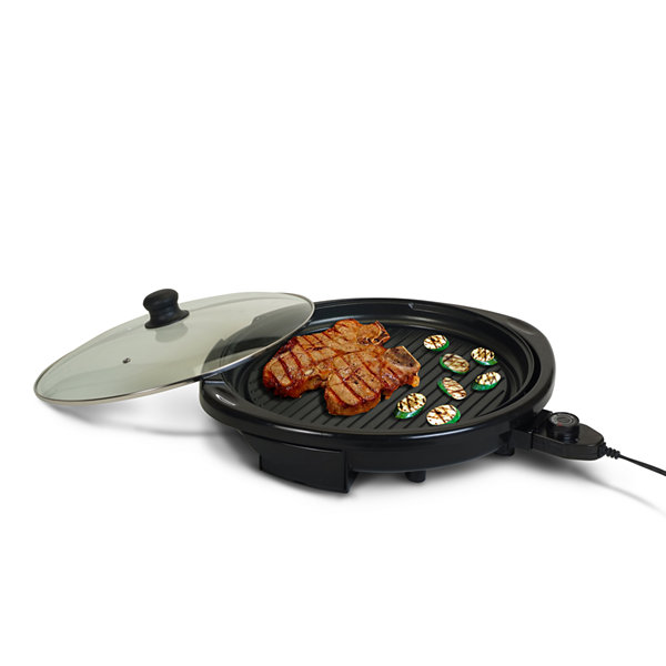 Elite Emg-980b Electric Griddle