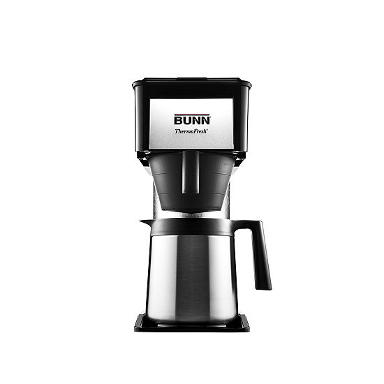 BUNN® BTD Velocity Brew High Altitude 10-Cup Thermal Carafe Home Brewer