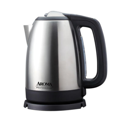 Aroma Awk-299sd Cordless Stainless Steel Electric Kettle