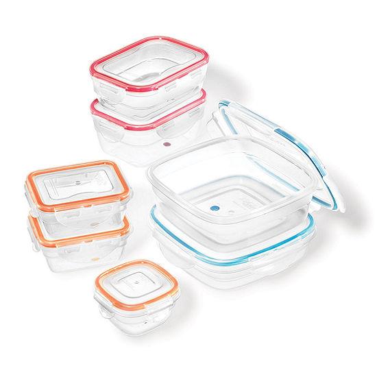 Lock & Lock 18-pc. Plastic Food Container