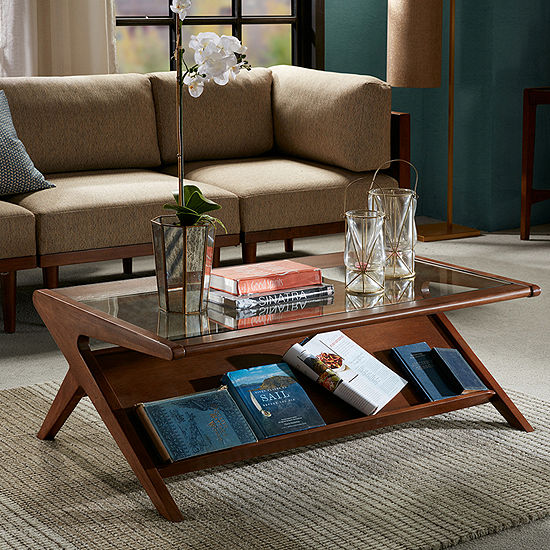 INK + IVY Rocket Coffee Table