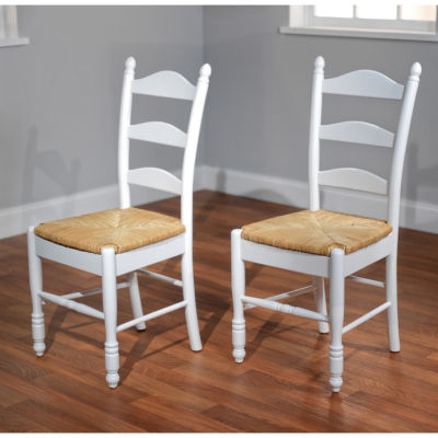 Ladderback 2-pc. Side Chair