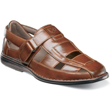 Stacy Adams Brighton Mens Strap Sandals