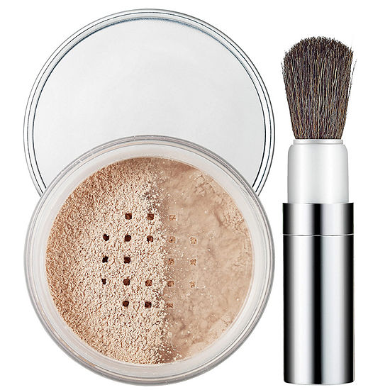 CLINIQUE Blended Face Powder and Brush