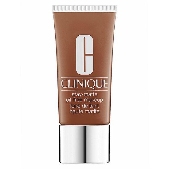 CLINIQUE Stay-Matte Oil-Free Makeup Foundation