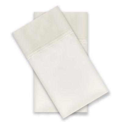 Studio™ Luxury Performance 1000tc Sateen Wrinkle Free 2-Pack Pillowcases