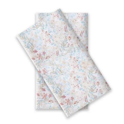 Linden Street Vintage Wash Cotton Standard 2-Pack Pillowcases