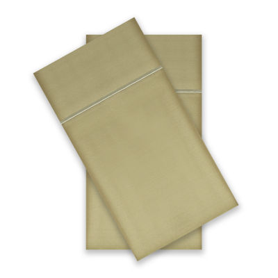 JCPenney Home 400tc Wrinkle Guard 2-Pack Pillowcases