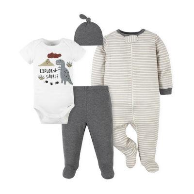 Gerber Baby Boys Baby Clothing Set