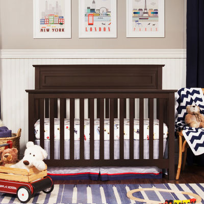 DaVinci Autumn 4-in-1 Convertible Crib - Espresso