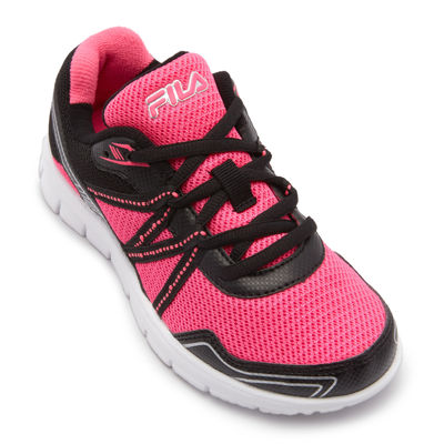 Fila® Fiction Girls Running Shoes - Little Kids/Big Kids