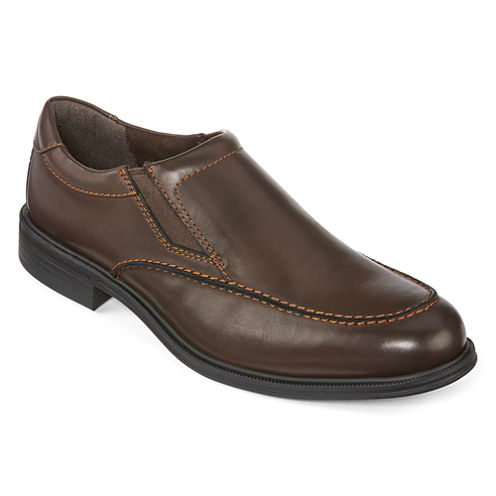 St. John's Bay® Impala Mens Leather Loafers