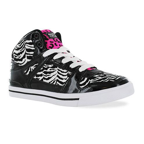 Gotta Flurt Hip Hop VI Printed Sneakers