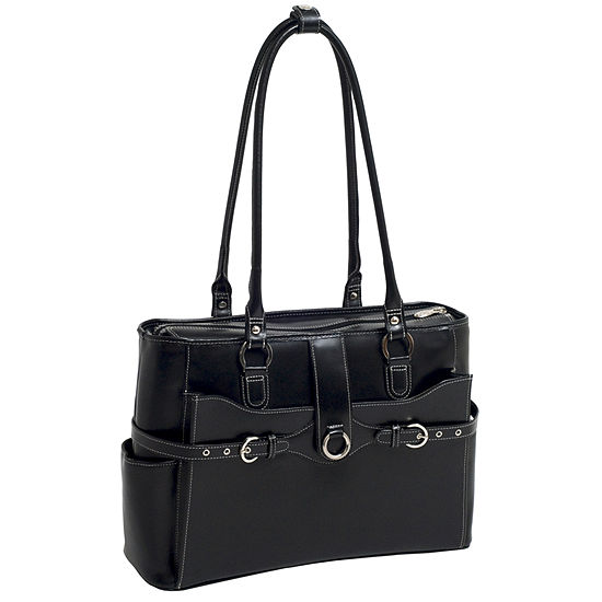"McKleinUSA Willow Springs 15.6"" Leather Laptop Briefcase"