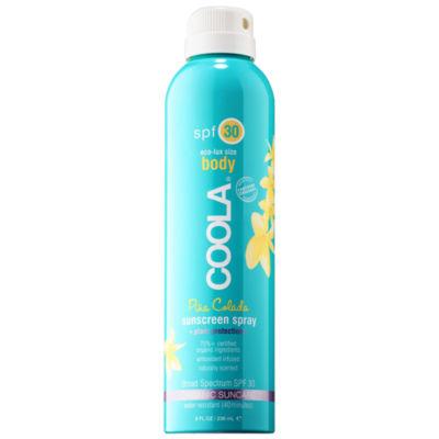 COOLA Sport Continuous Spray SPF 30 - Piña Colada