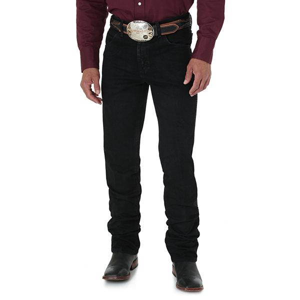 341f843479 Wrangler Slim Fit Premium Performance Cowboy Cut Work Jeans