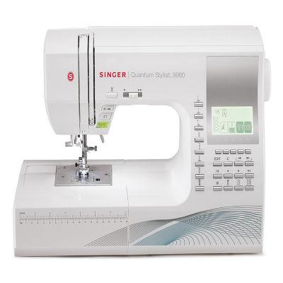 Singer Quantum Stylist Computerized Sewing Machine