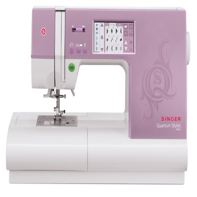 Singer Stylist Touch Electronic Sewing Machine