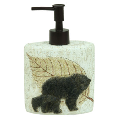 Bacova Guild Tetons Soap Dispenser