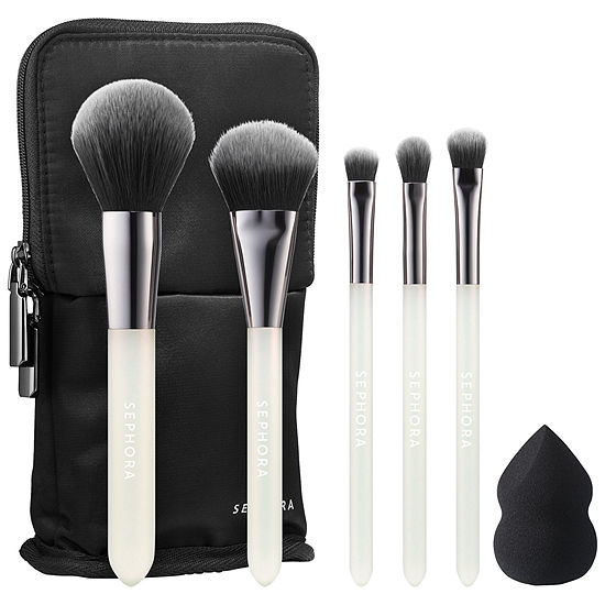 SEPHORA COLLECTION Charcoal Brush Set