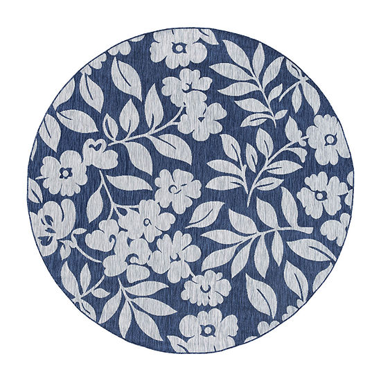 Tayse Neveah Round Indoor Rugs