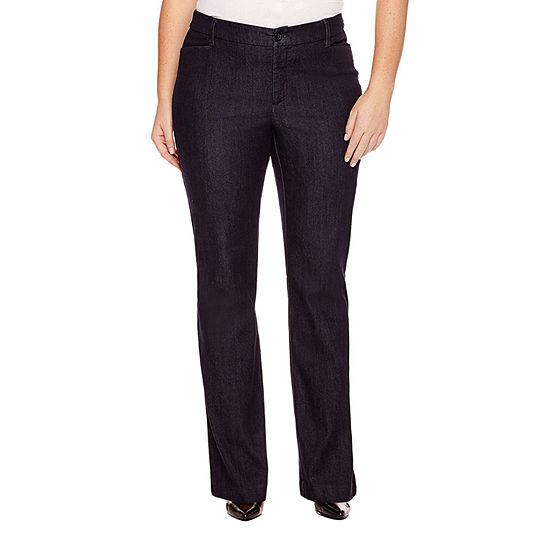 St. John's Bay® Bi-Stretch Pants - Plus