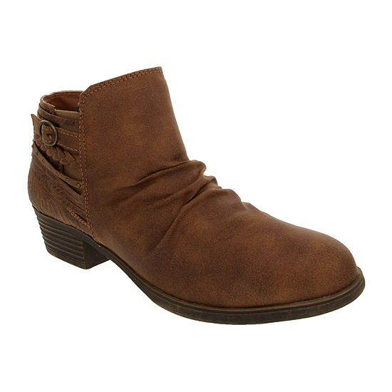 Sugar Womens Tali  Flat Heel Booties