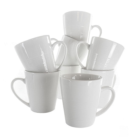 Elama Amie 8-pc. Coffee Mug