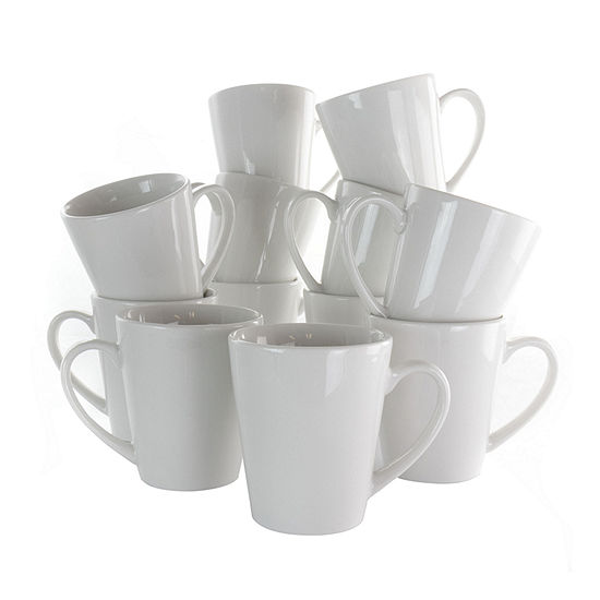 Elama Holt 10-pc. Coffee Mug