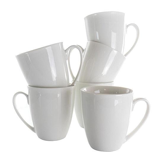 Elama Rosales 6-pc. Coffee Mug