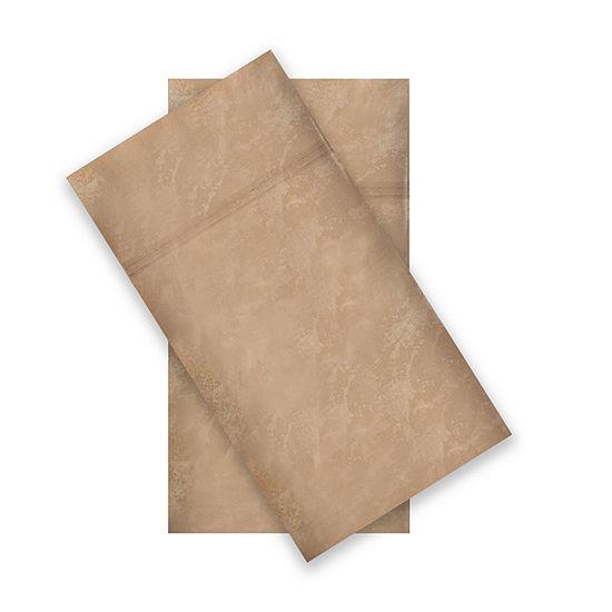 JCPenney Home™ 300tc Splash 2-Pack Pillowcases