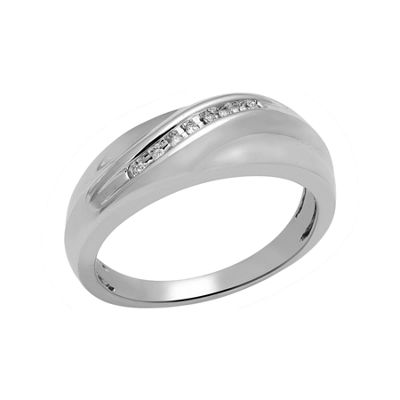 Sterling Silver Mens Ring