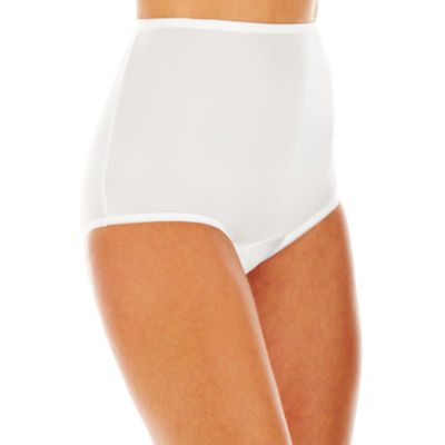Vanity Fair® Ravissant Tailored Nylon Briefs - 15712