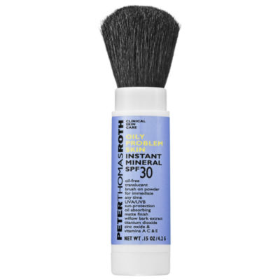 Peter Thomas Roth Oily Problem Skin Instant Mineral Powder SPF 30
