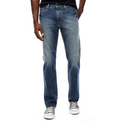 Arizona Slim Straight Jeans