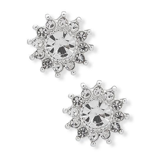Gloria Vanderbilt 11.5mm Stud Earrings