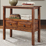 Signature Design by Ashley® Abbonto Storage Chairside Table