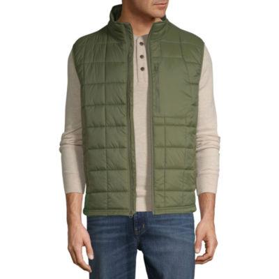 St. John's Bay Outdoor Quilted Vest