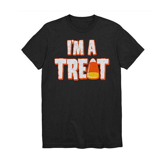 Mens Halloween Graphic T-Shirt