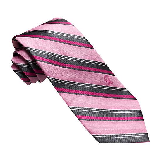 Susan G. Komen Striped Tie