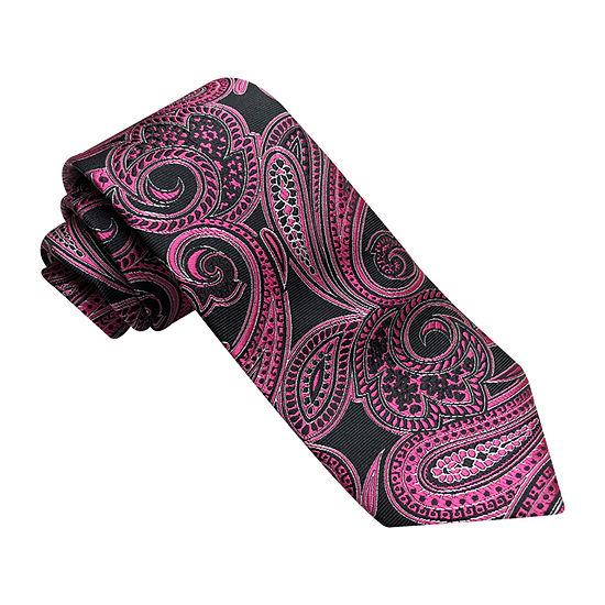Susan G. Komen Paisley Tie